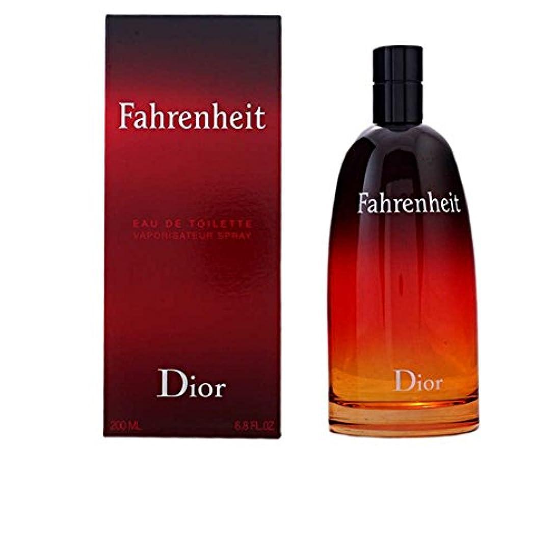 平らな崇拝しますスクラッチクリスチャンディオール CHRISTIAN DIOR ファーレンハイト EDT 200mL 香水