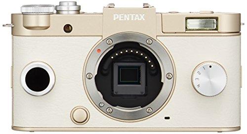 PENTAX ミラーレス一眼 Q-S1 ボディ ゴールド 06220