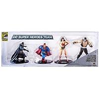 DC SUPER HEROS TEAM 4P【フィギュア】2013コミコン限定品