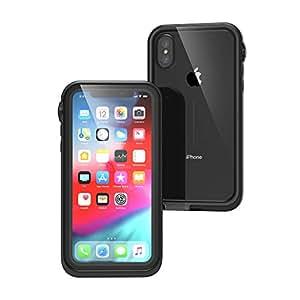 カタリスト iPhone Xs 完全防水ケース ブラック CT-WPIP18S-BK