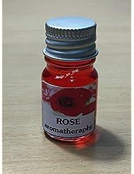 5ミリリットルアロマローズフランクインセンスエッセンシャルオイルボトルアロマテラピーオイル自然自然5ml Aroma Rose Frankincense Essential Oil Bottles Aromatherapy...