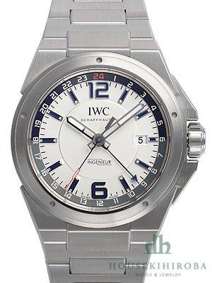 IWC インヂュニア デュアルタイム IW324404 [並行輸入品] [新品] [IW351][メンズ]