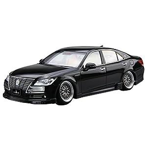 青島文化教材社 1/24 ザ・チューンドカーシリーズ No.14 トヨタ ブレーン X10 AWS210 クラウンロイヤルサルーンG 2012 プラモデル