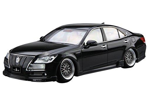 青島文化教材社 1/24 ザ・チューンドカーシリーズ No.14 トヨタ ブレーン X10 AWS210 クラウンロイヤルサルーンG 2012 プラモデルの詳細を見る