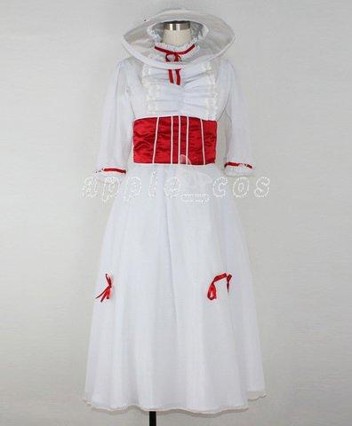 【apple_cos製】 Mary Poppins メリー・ポピンズ コスプレ衣装