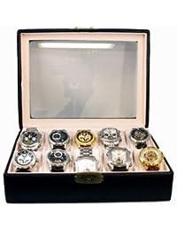 腕時計 コレクション 収納ケース (10本収納/ロック付) 189995