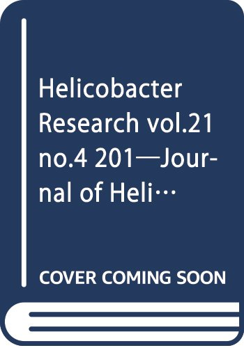 Helicobacter Research vol.21 no.4(201―Journal of Helicobacter R 特集:Helicobacter pylori除菌による胃がん