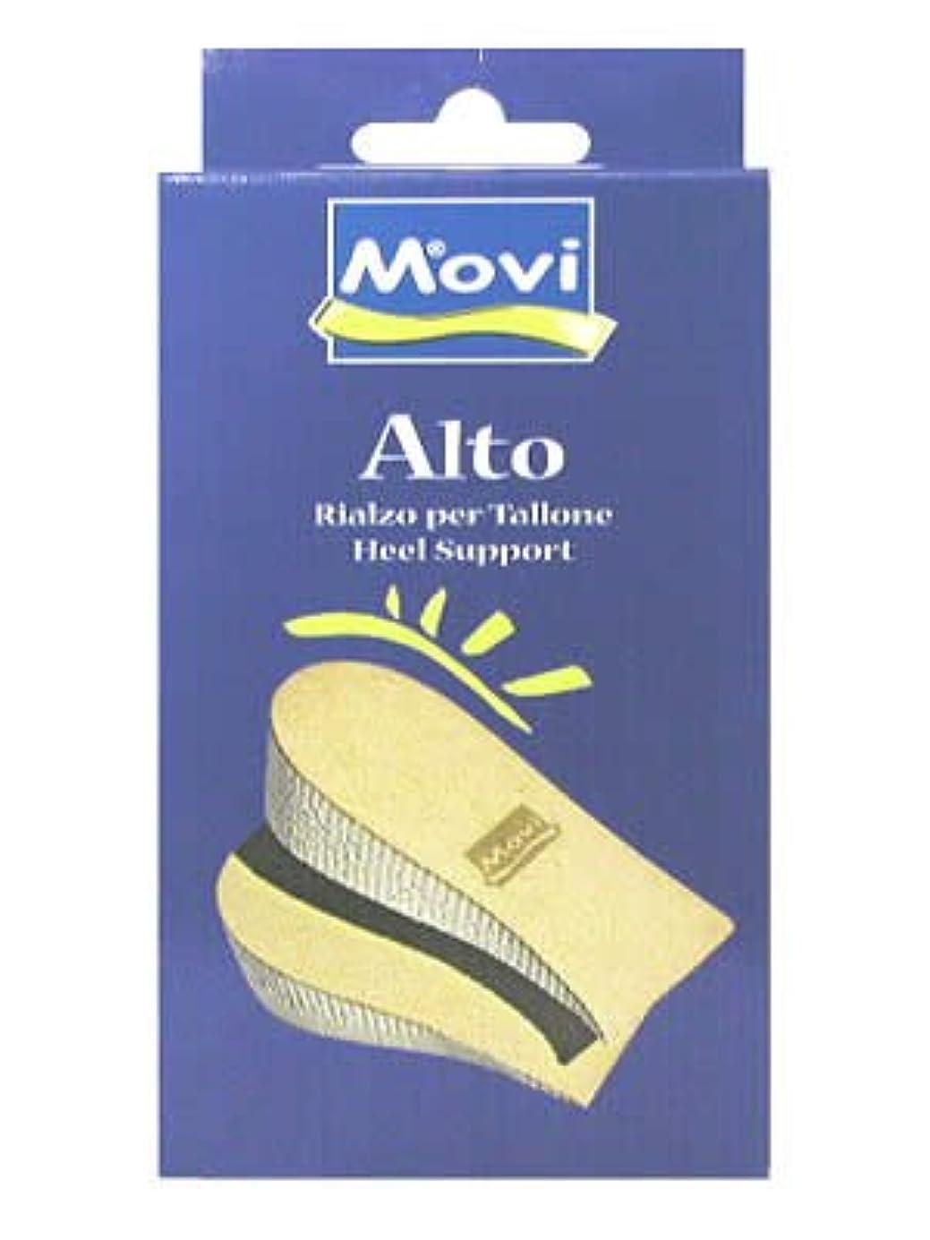 恵み恒久的値MOVI ヒールアップサポート 2cm M