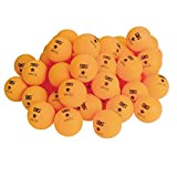 Spectrum Table Tennis Balls 1 Star, Orange