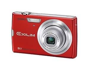 CASIO デジタルカメラ EXLIM ZOOM EX-Z250 レッド EX-Z250RD