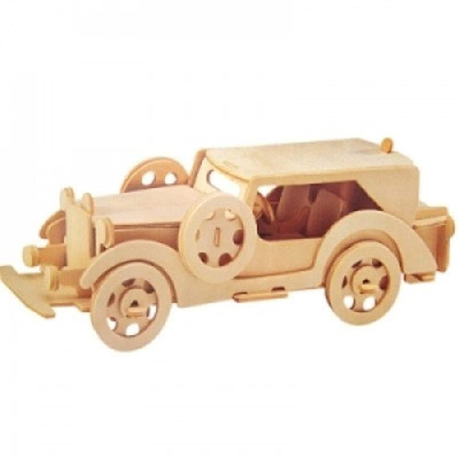 Wood Craft automobile - Ford v8