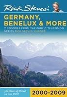 Rick Steves: Germany Benelux & More 2000-2009 [DVD] [Import]