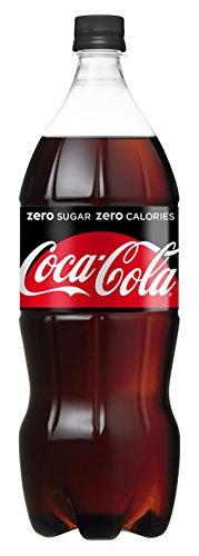 コカ・コーラ ゼロ 1.5L ペットボトル×8本