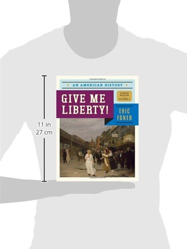 give me liberty chapter 11 Give me liberty, 3e: a w w norton studyspace chapters author insight podcasts  chapter 11 the peculiar institution  watch this chapter's author insights podcasts print-out the chapter outline and check the items that your instructor has assigns or covers in class read your copy of the book or ebook.