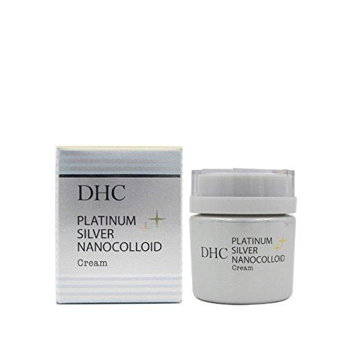 DHCプラチナシルバーナノコロイド クリーム