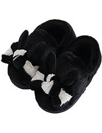 ルームシューズ キッズ あったか 子供用 冬用スリッパ ガールズ ボーイズ ボア 厚め もこもこ 洗える 可愛い 防寒対策 室内履き靴 おしゃれ 暖かい 柔らかい 滑り止め付き 通気 家族用
