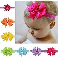 Large Capacity Outdoor Equipment 20PCS Baby Girl Headdress