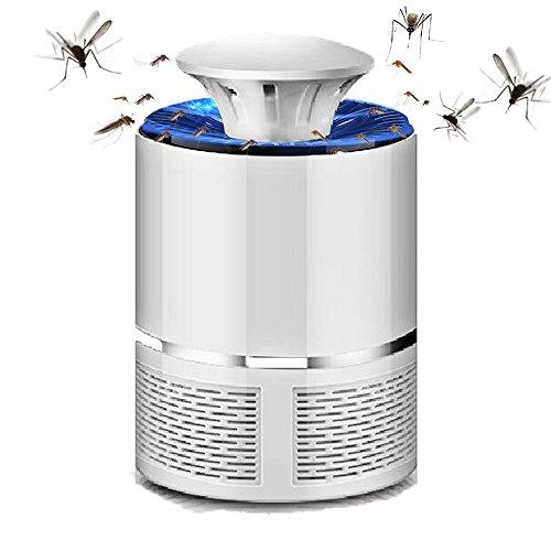 【2018新型 光触媒技術】Magsbud 蚊取り器 蚊ランプ UV光源吸引...