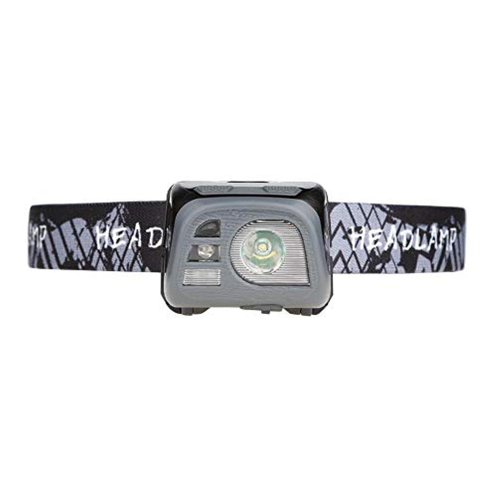 休憩カストディアン報告書K-outdoor ヘッドライト LED光源 5ギア 探査ランプ 防水 ヘッドランプ USB充電式 登山/キャンプ/夜釣り/作業/バイク/自転車 内蔵充電電池