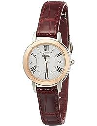 [ルキア]LUKIA 腕時計 LUKIA ダイヤ入りダイヤル チタンモデル SSQW038 レディース