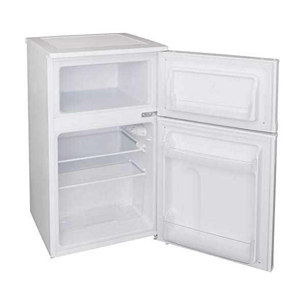 アイリスオーヤマ 冷蔵庫 81L 2ドア ノンフ...の商品画像