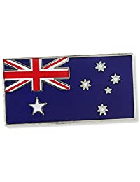 Australian Flag Blue Ensign Union Jack Australia Lapel Pin