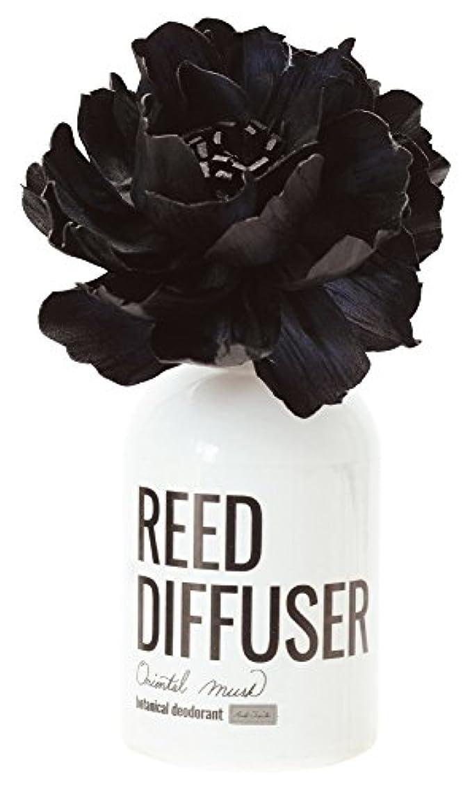 認める冷ややかな郡ノルコーポレーション リードディフューザー オーブフレッシュ オリエンタルムスクの香り 80ml OA-AFE-4-1