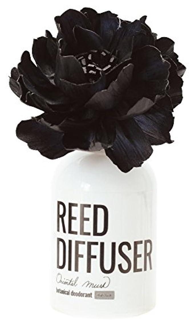 修復のぞき見下にノルコーポレーション リードディフューザー オーブフレッシュ オリエンタルムスクの香り 80ml OA-AFE-4-1