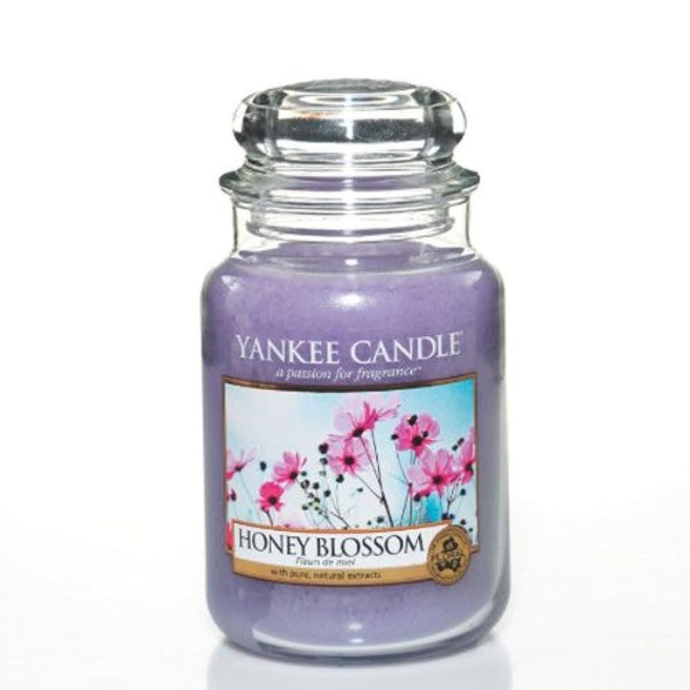 推定将来の使役YankeeキャンドルLarge Jar Candle – Honey Blossom