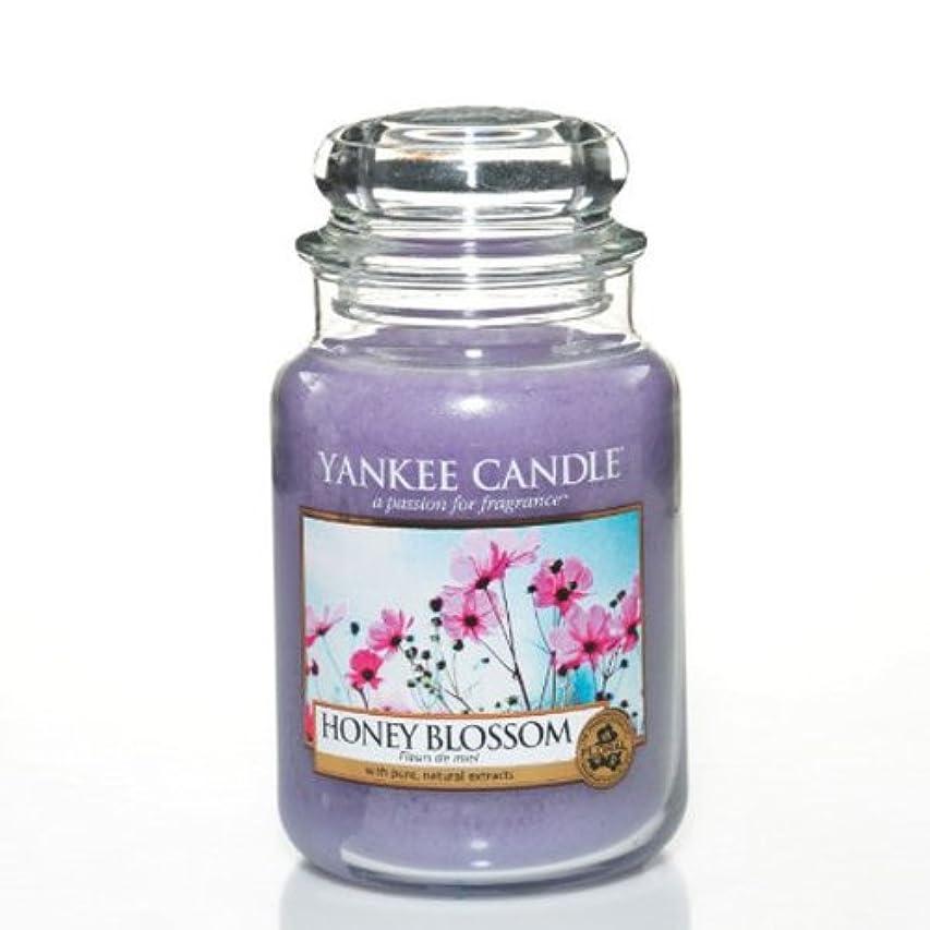 ダース効能うっかりYankeeキャンドルLarge Jar Candle – Honey Blossom