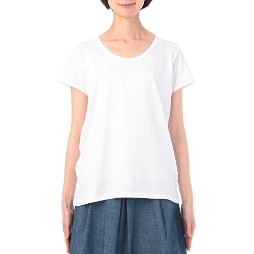 (リフレクト)Reflect シンプル無地Tシャツ アイボリー(004) 09(M)
