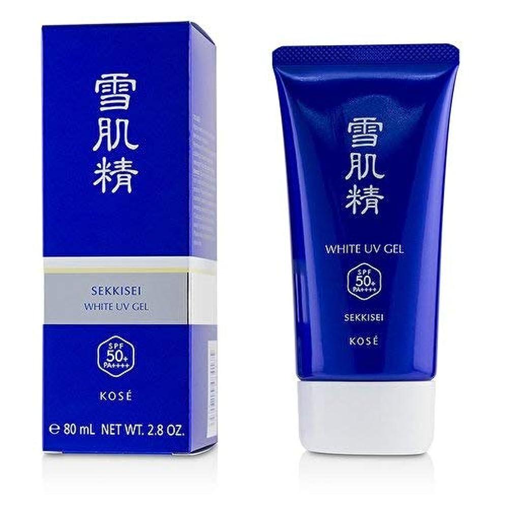 ペストリーラショナルコンパクトコーセー 雪肌精 ホワイト UV ジェル 80g