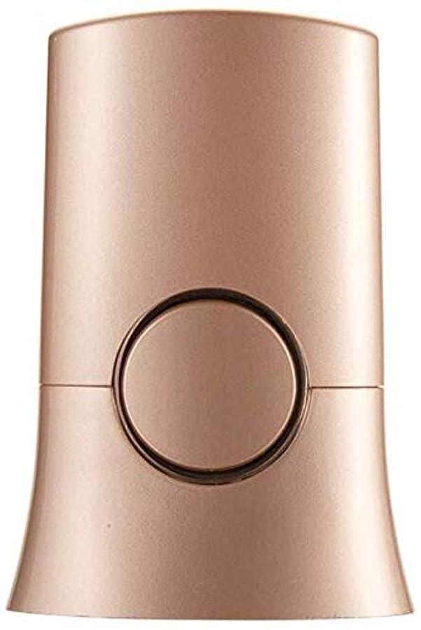 火調整する圧縮するHABAIS 女性と男性のための顔と体の永久的なレーザー脱毛、マルチファンクション凝固点脱毛装置 ビキニライン/足/腕/脇の下,Champagne