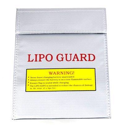 最強防炎 ! LiPo Guard リポバッテリー セーフテ...