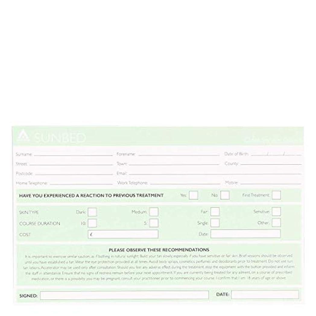 記録カード Record Cards- SUNBED[海外直送品] [並行輸入品]