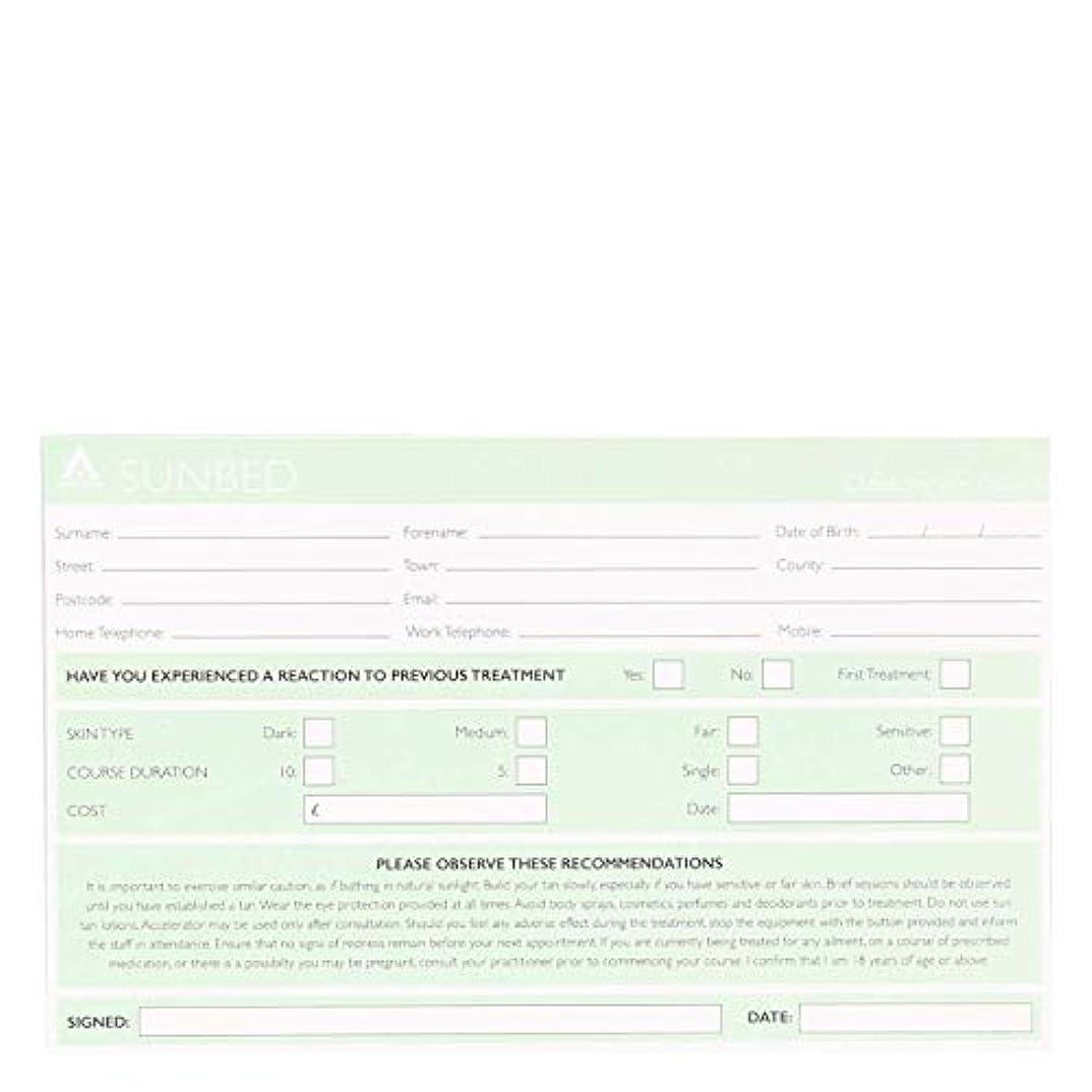他の場所性交書道記録カード Record Cards- SUNBED[海外直送品] [並行輸入品]