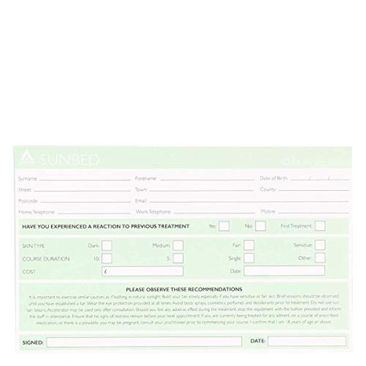 学生年金なぞらえる記録カード Record Cards- SUNBED[海外直送品] [並行輸入品]