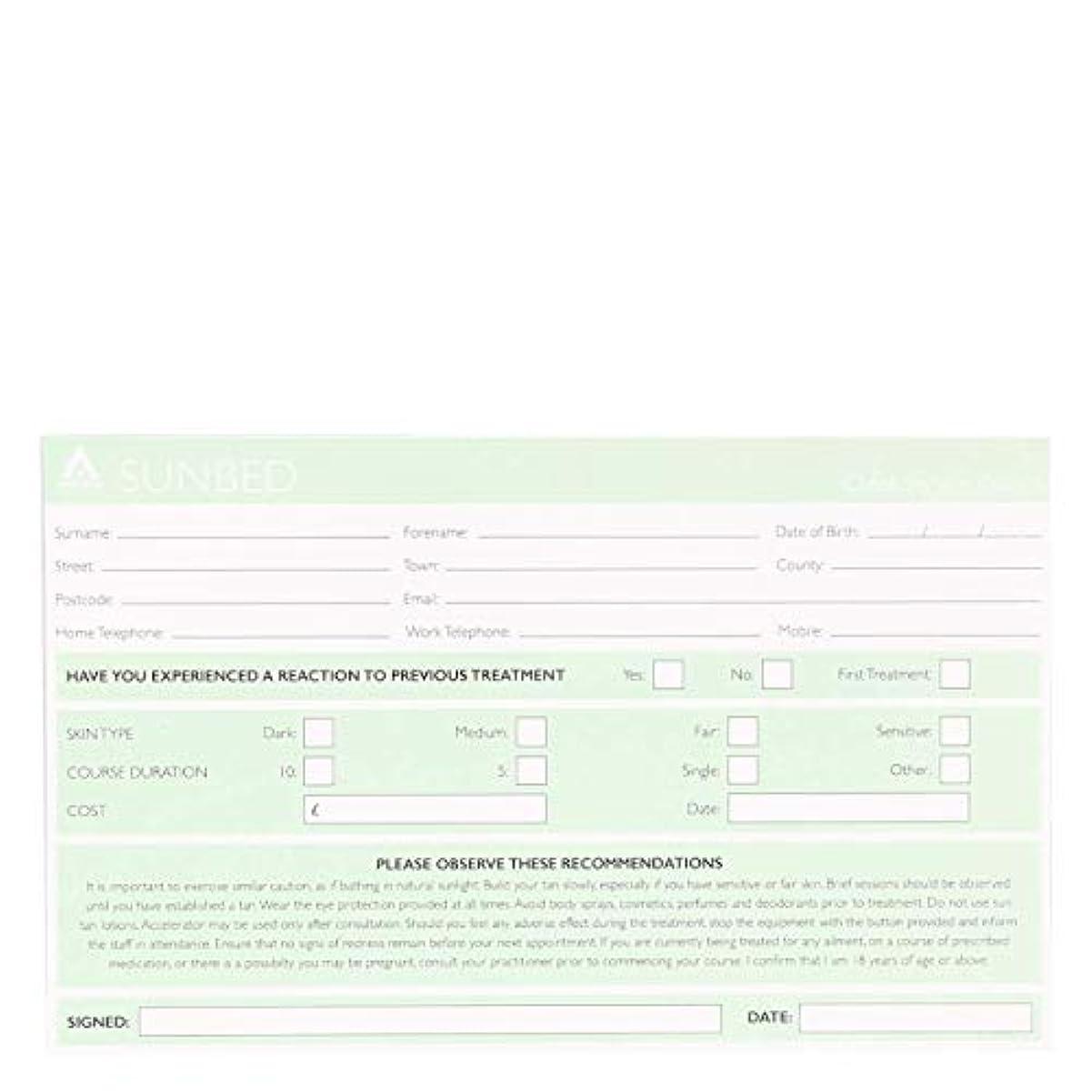 負ドームケーブル記録カード Record Cards- SUNBED[海外直送品] [並行輸入品]