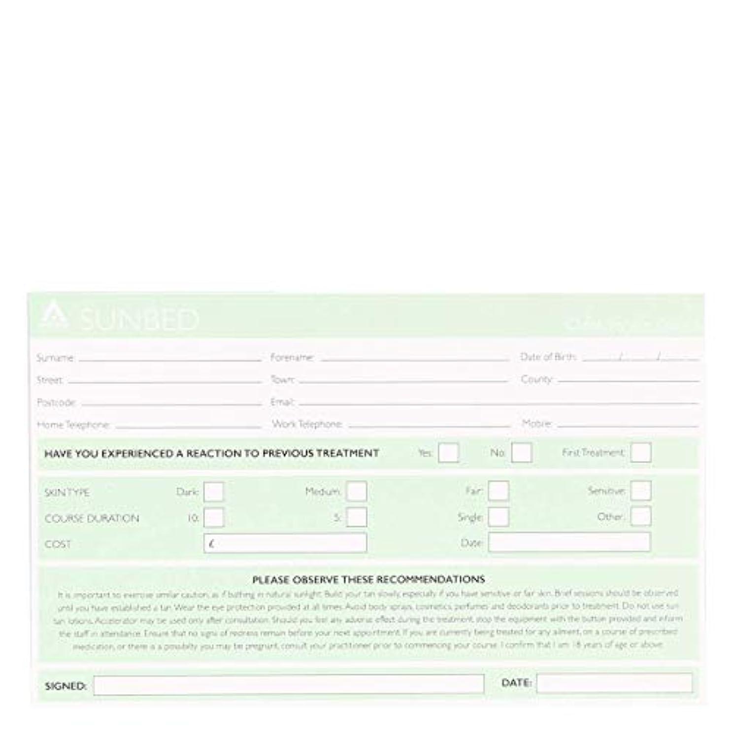 幅不潔調停する記録カード Record Cards- SUNBED[海外直送品] [並行輸入品]