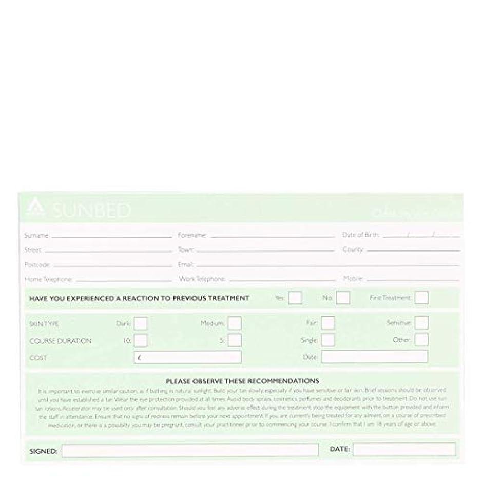 集団豚肉今後記録カード Record Cards- SUNBED[海外直送品] [並行輸入品]