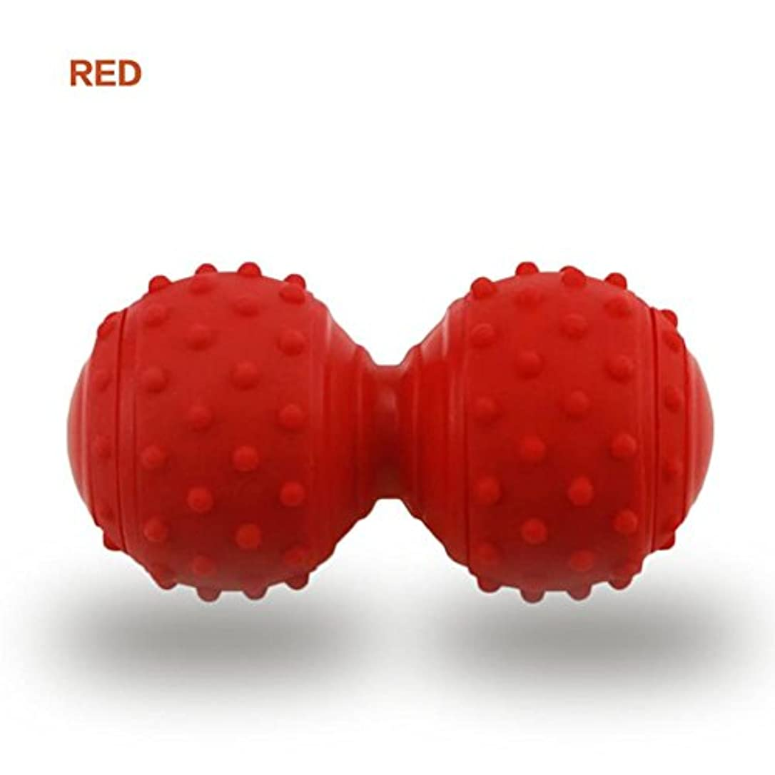 LUERME マッサージボール ストレッチボール 疲れ解消ボールトリガーポイント 筋膜リリース 「 肩/背中/腰/ふくらはぎ/足裏 」 ツボ押しグッズ