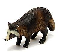 食玩 チョコエッグ 日本の動物 第2弾 042 タヌキ前期