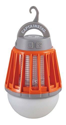 STAG) ランタン ライト LED バグランタン USB充電式 誘虫ライト付き 3段階調整 【明るさ180ルーメン/連続点灯約1.5時間(High+誘虫ライト)/連続点灯約6.5時間(Low+誘虫ライト)】 UK-4051