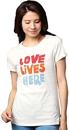 Levi's(リーバイス) スリムクルーネックTシャツ ウィメンズ