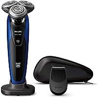 [2018年モデル] フィリップス 9000シリーズ メンズ 電気シェーバー 72枚刃 回転式 お風呂剃り & 丸洗い可…
