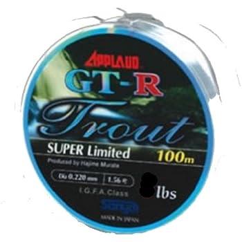 サンヨーナイロン ライン APPLOUD GT-R トラウト スーパーリミテッド 300m