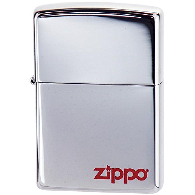 宿泊脱獄エトナ山ZIPPO ジッポー ジッポライター 2ZCL-RD シルバー ロゴ入り