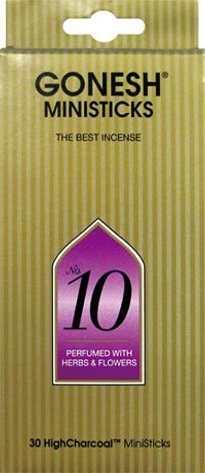 最大限センサー窓を洗うGONESH ミニスティック NO.10 30本入 X 2個セット