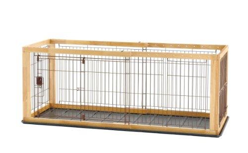 リッチェル 木製スライドペットサークル レギュラー