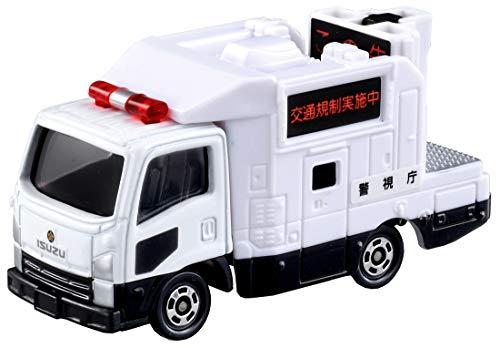トミカ 028 いすゞ サインカー